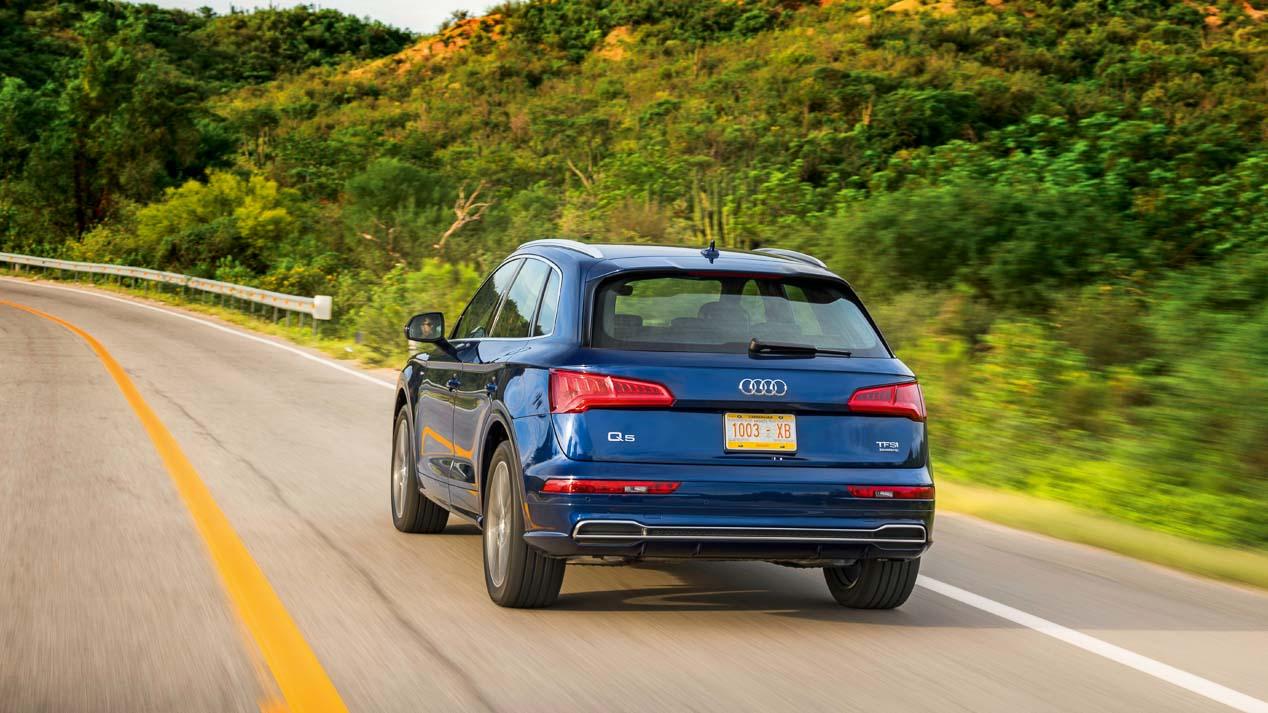 La gran batalla SUV de 2017: Audi Q5 vs BMW X3 vs Volvo XC60