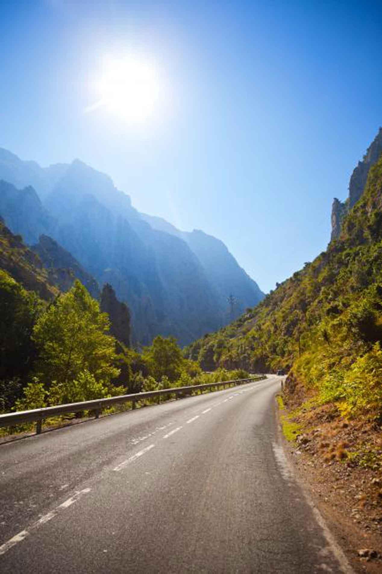 Un recorrido por las carreteras más increíbles del mundo