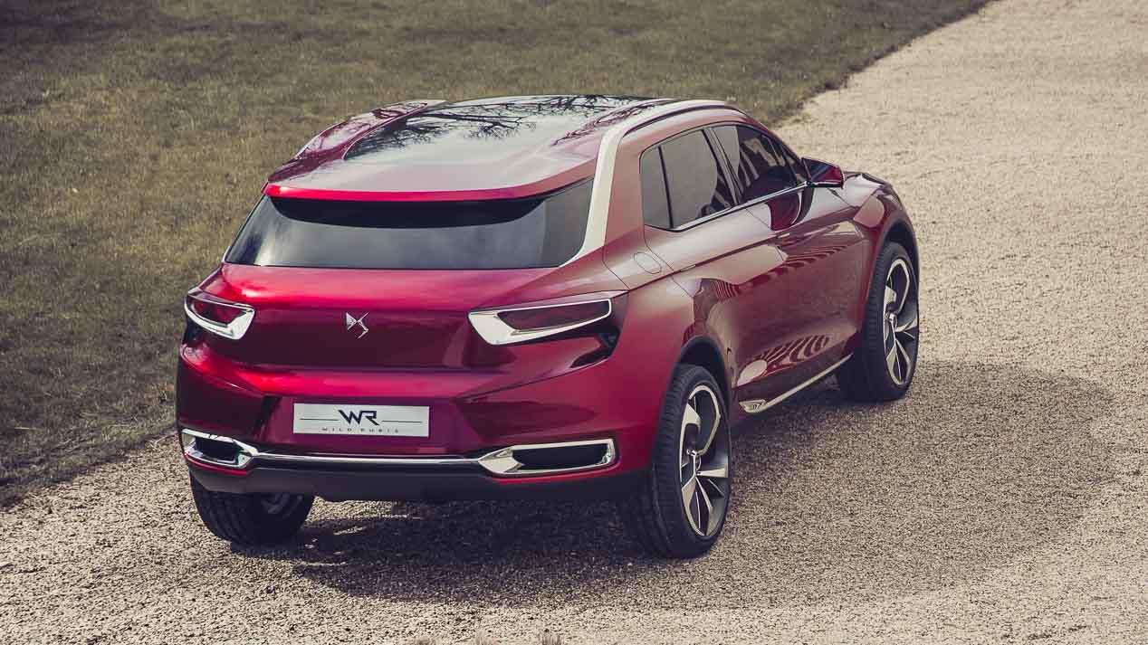 El próximo DS será un SUV y llegará a Europa en