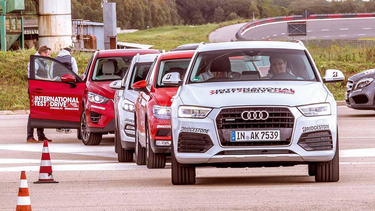 ¿Qué SUV elegir? Prueba gratis tus coches favoritos