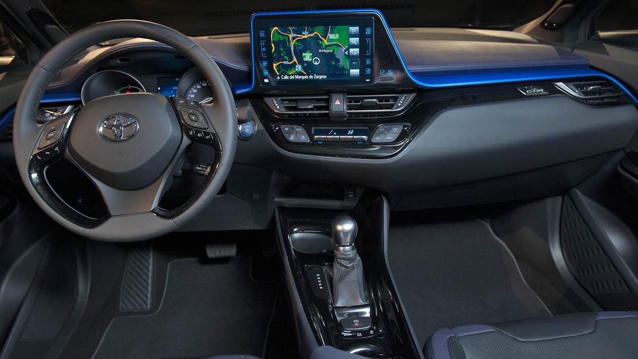 Toyota C-HR Launch Edition, las 200 unidades vendidas en un mes