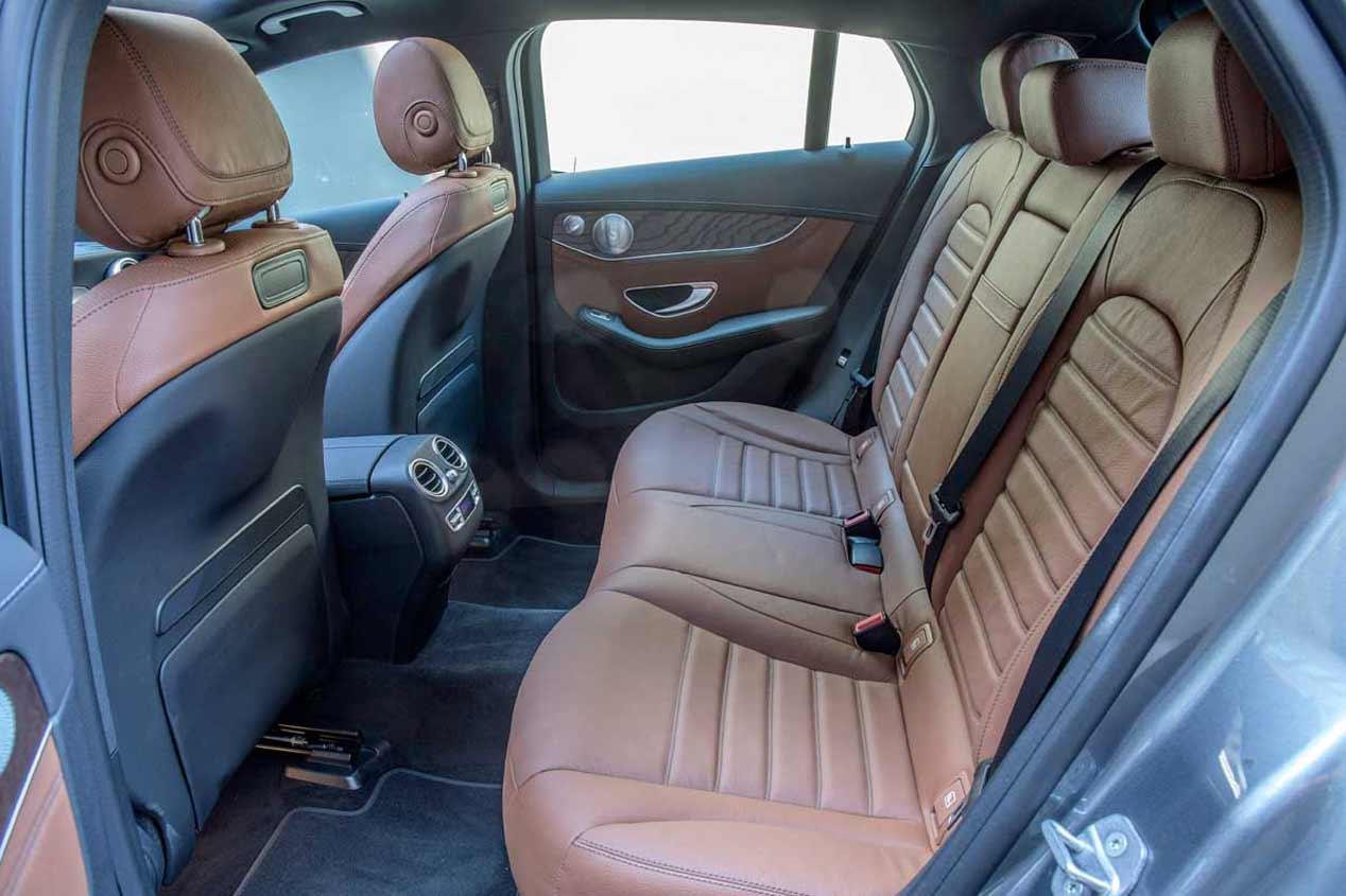 Mercedes GLC 250d 4Matic Coupé, fotos de nuestra primera prueba