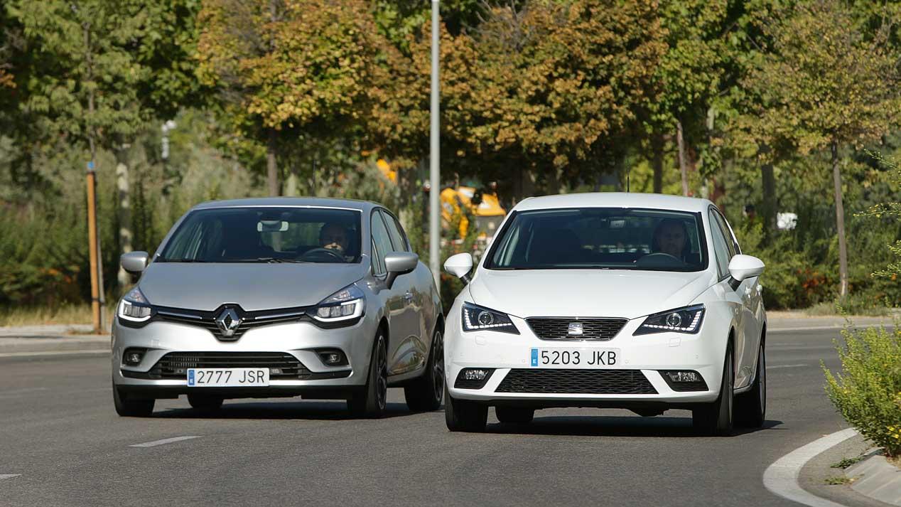 Renault Clio Energy TCe 90 vs Seat Ibiza 1.0 TSI 95