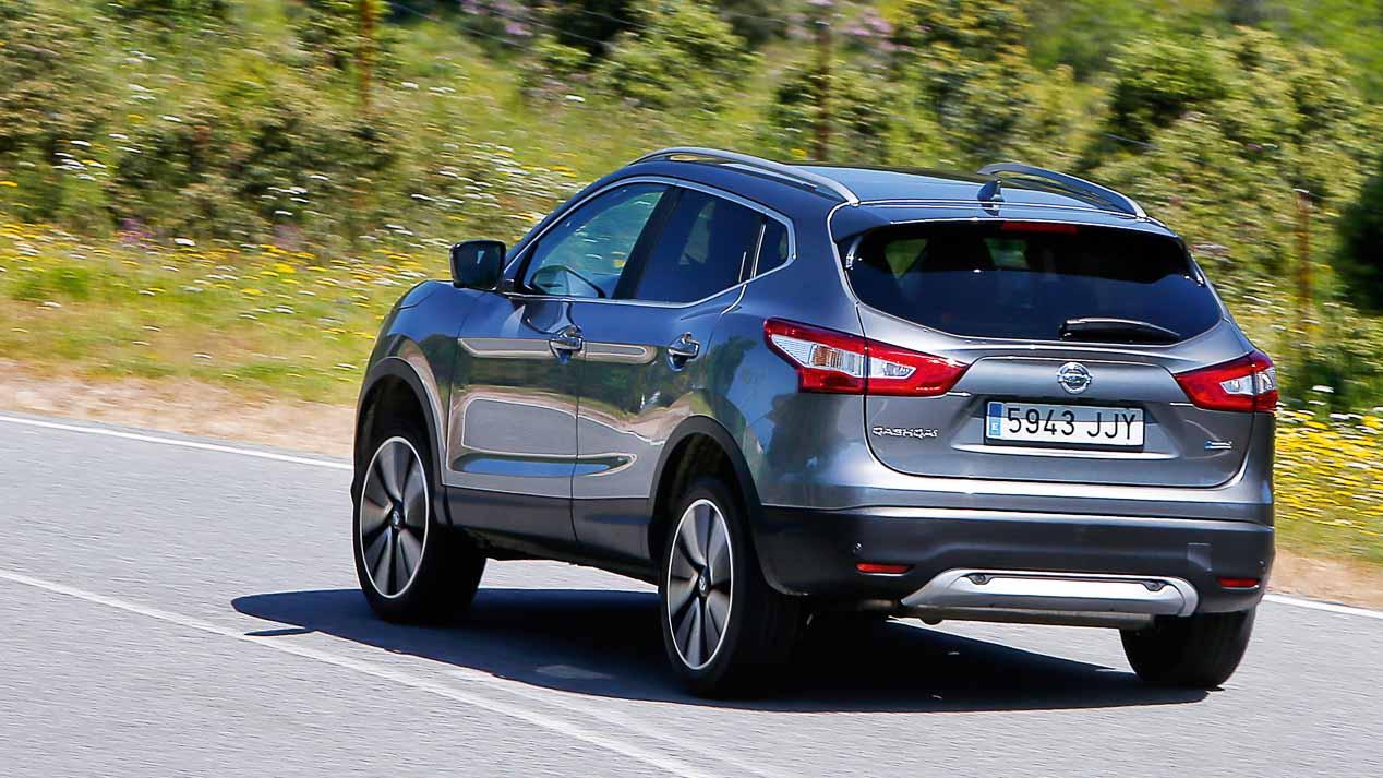 Nissan Juke, Qashqai y X-Trail: toda la gama SUV de Nissan