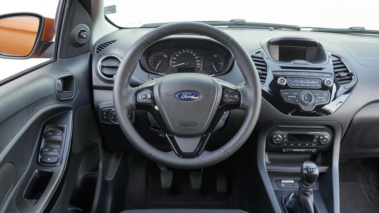 Conducimos el nuevo Ford Ka+