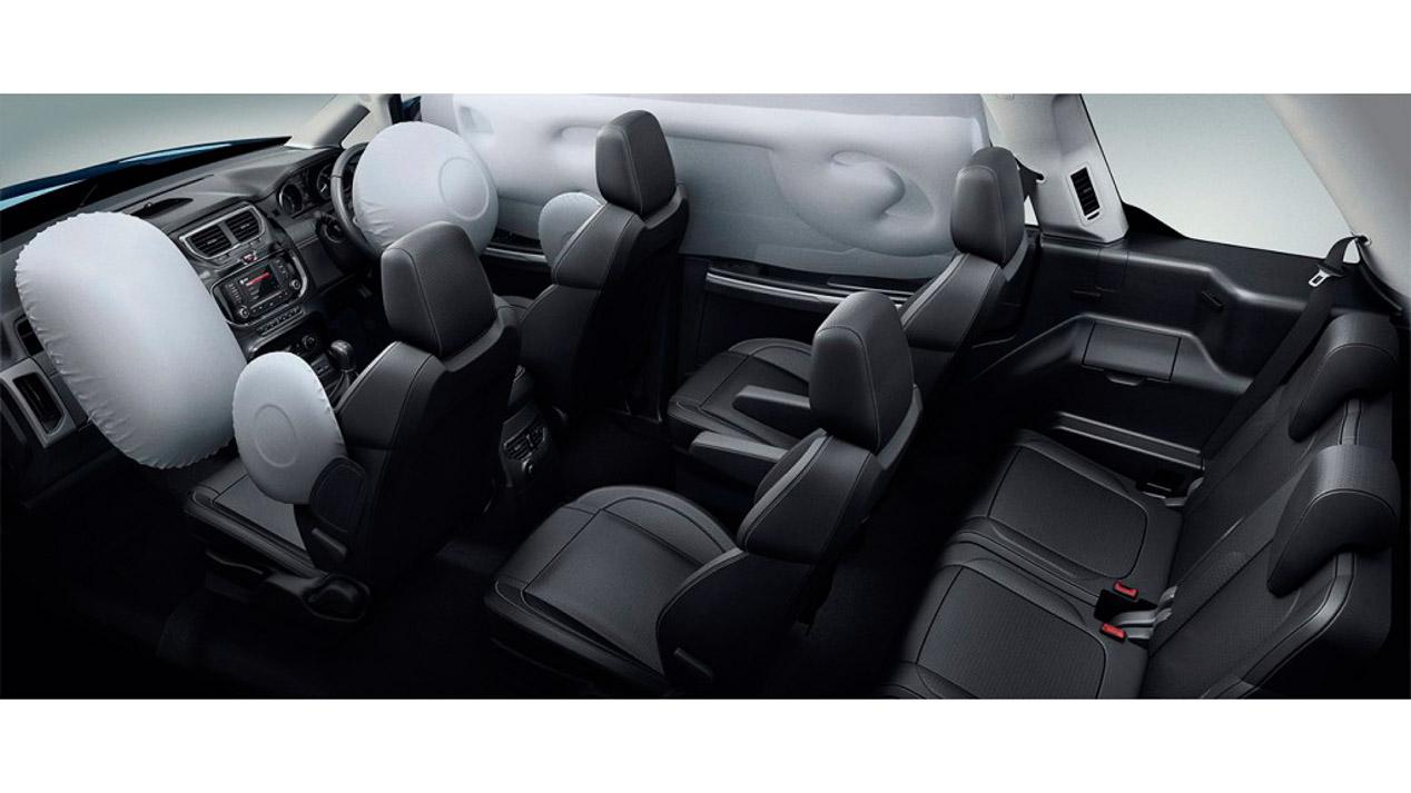 Tata Hexa, el SUV medio que viene de la India