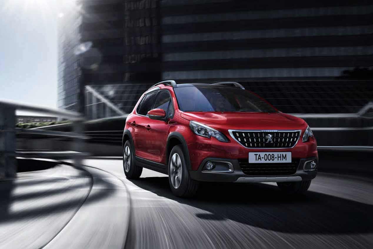 Descubre la gama SUV de Peugeot: 2008, 3008 y 5008