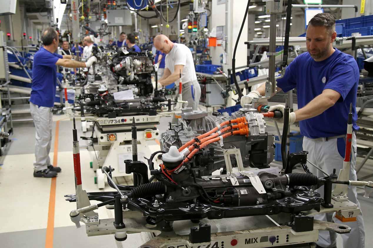 Volkswagen forzada legalmente a promover la electrificación del automóvil en EE.UU.