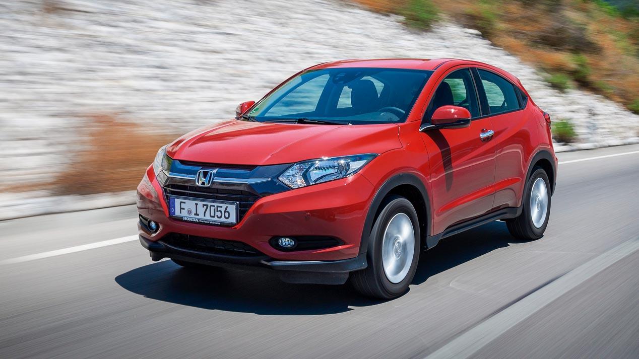 La gama SUV de Honda: así son HR-V y CR-V