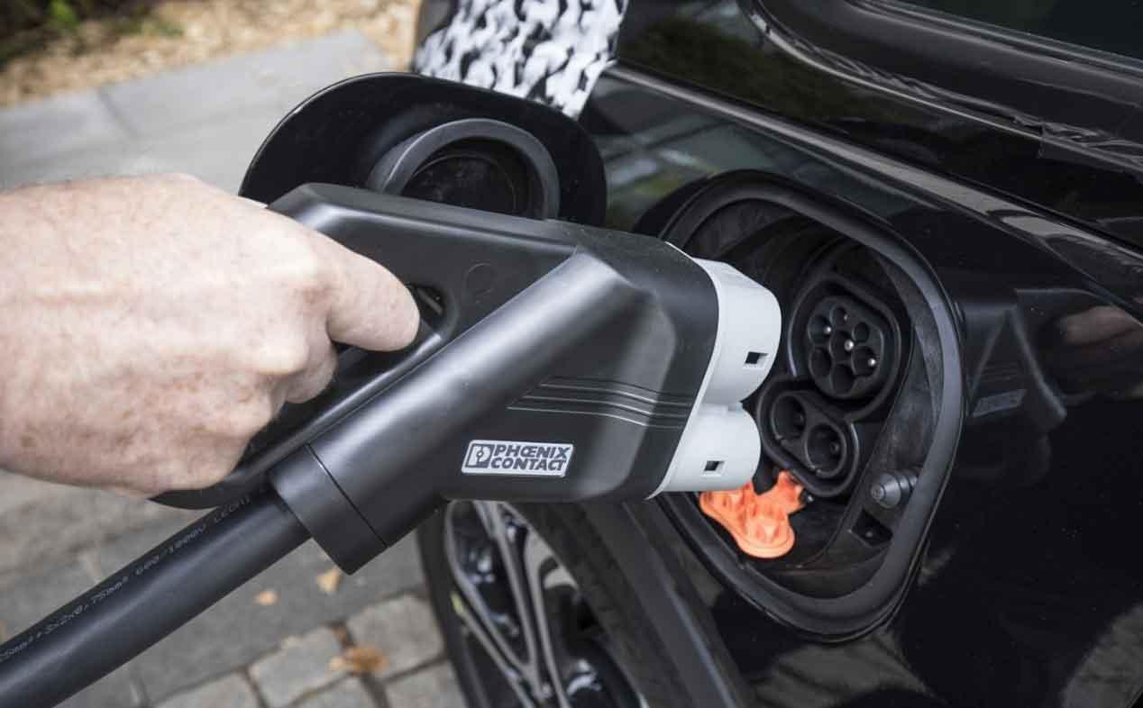 Opel Ampera-e, un nuevo eléctrico en 2017