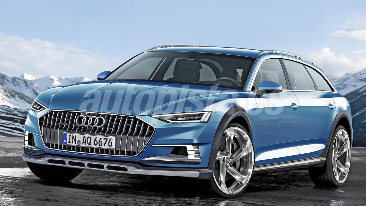 Audi A6 2018 Su Nueva Generaci 243 N A Punto Novedades