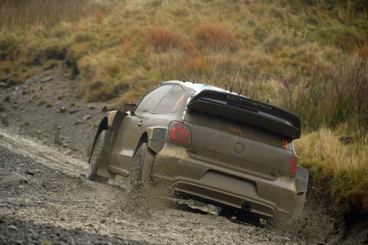 Rally de Gales 2016: Volkswagen, campeona de constructores