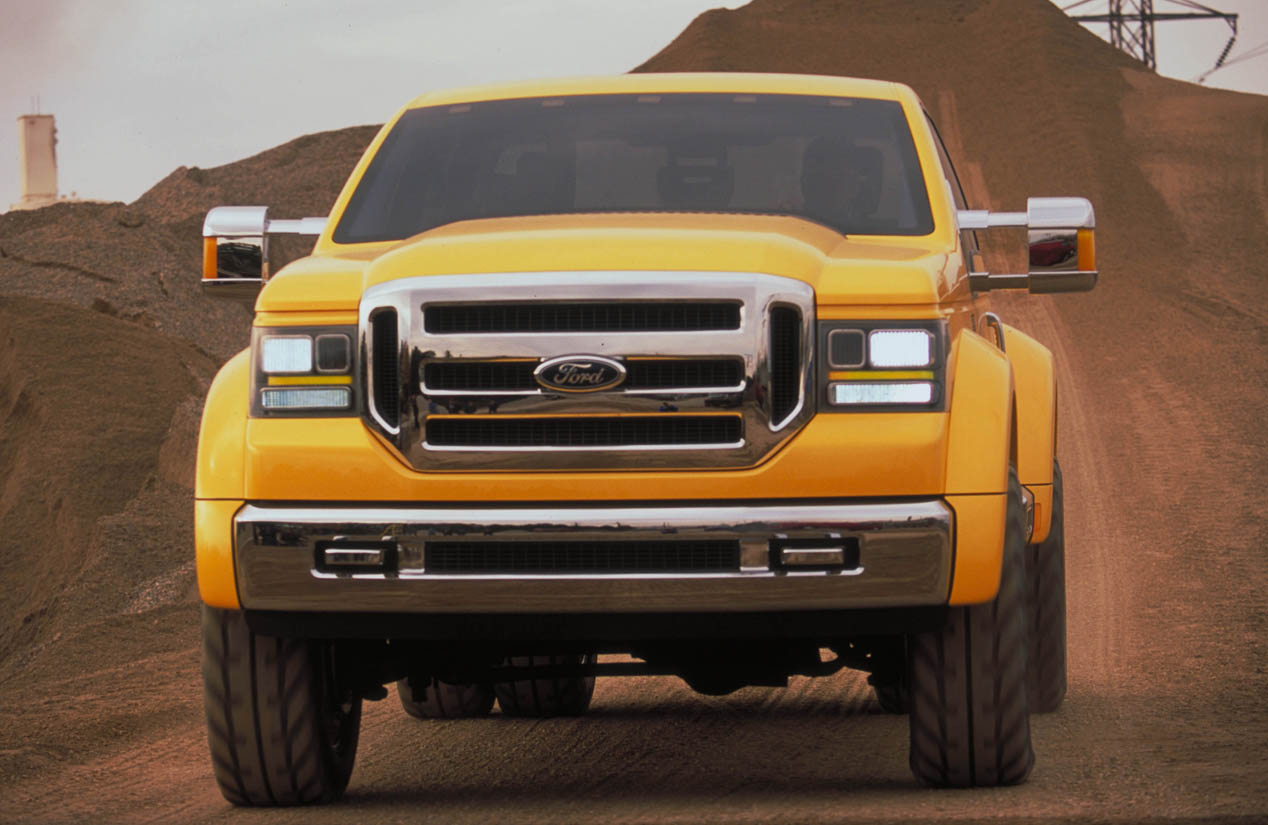 Prototipos memorables de Ford