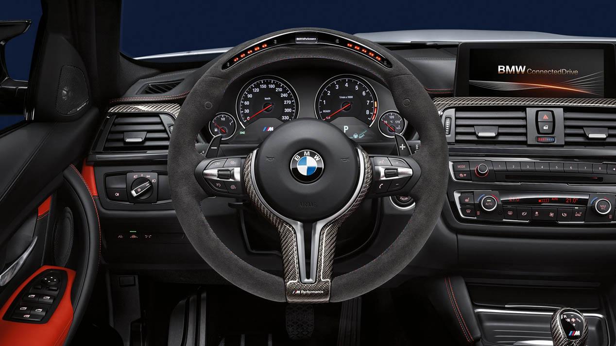 Las preparaciones de BMW en el SEMA 2016