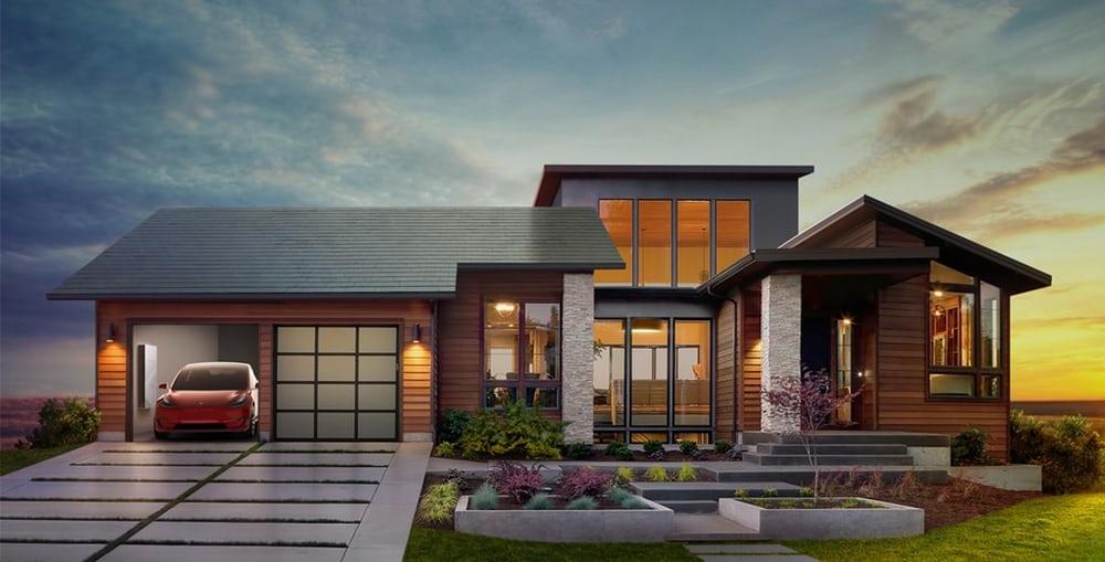 Paneles solares 'invisibles', la última invención de Tesla