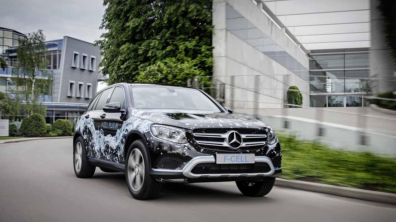 El futuro de Mercedes-Benz será eléctrico, eficiente y autónomo