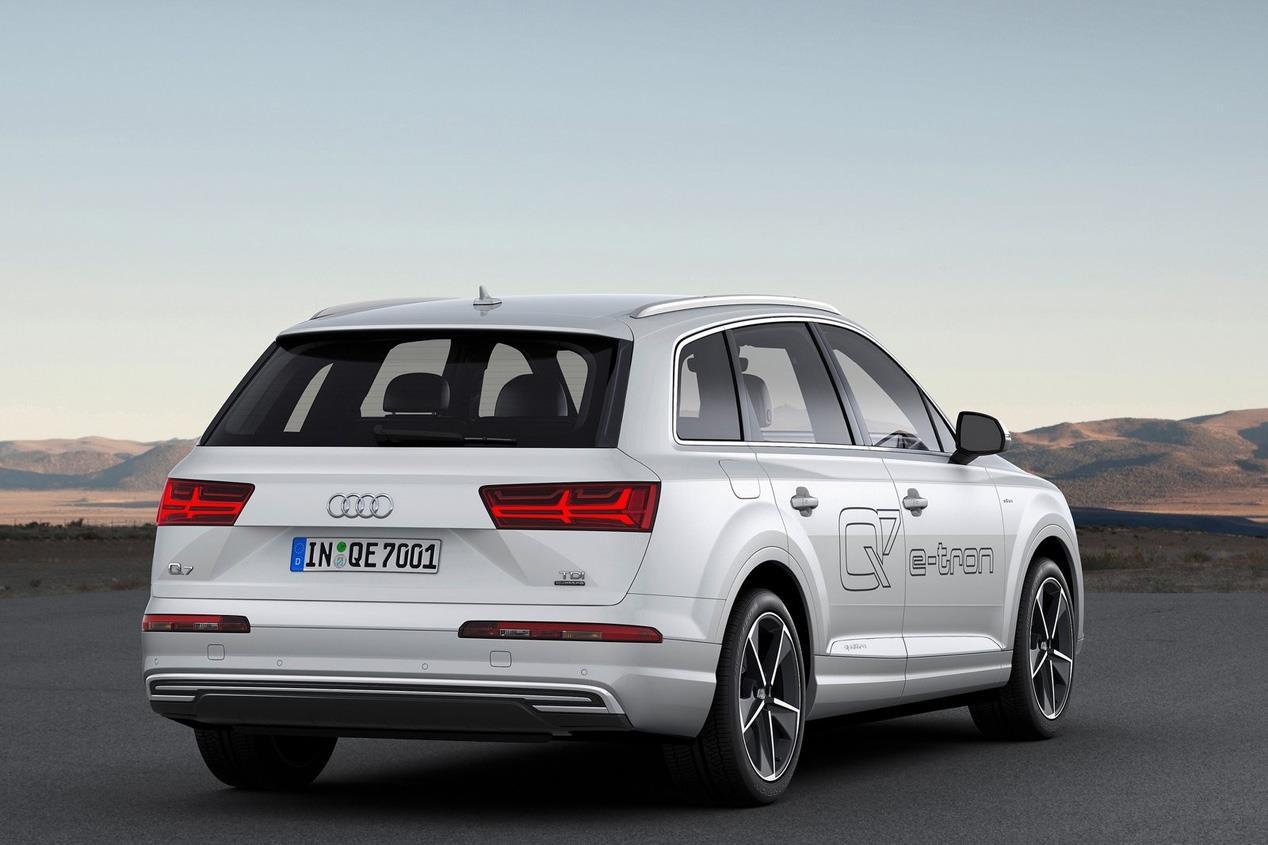 BMW X5 2017: las fotos del nuevo SUV de lujo