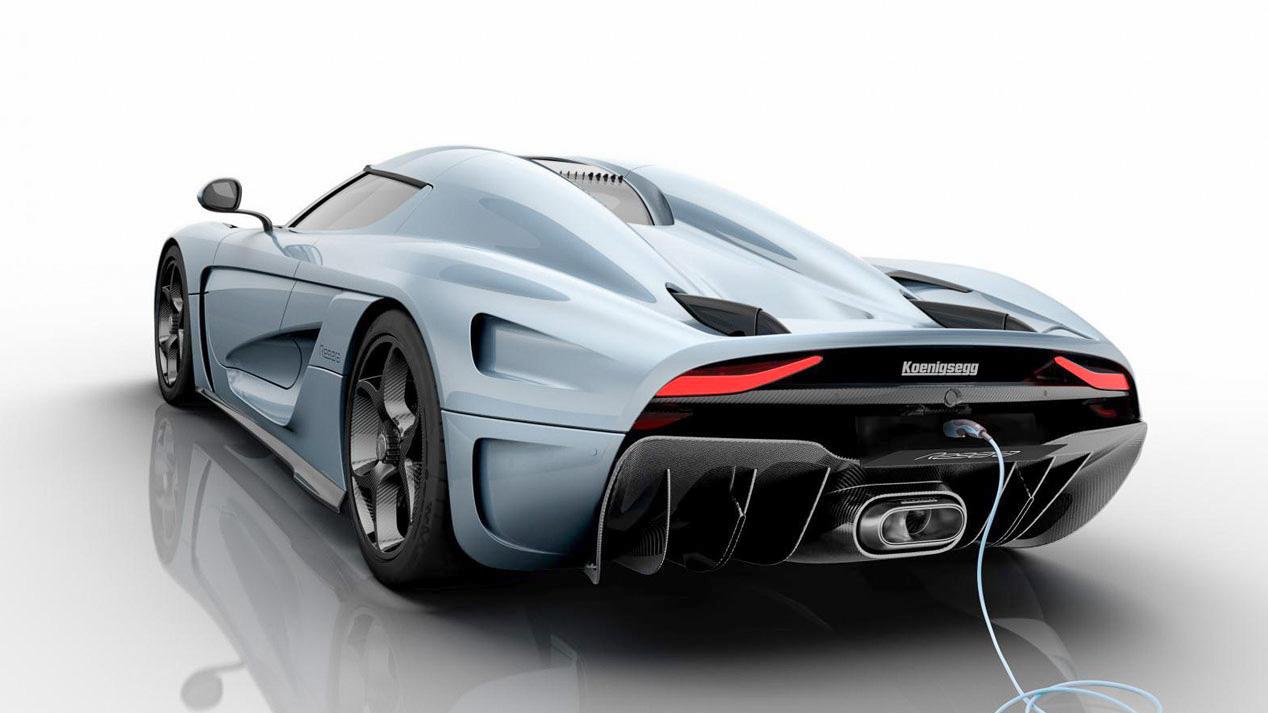 Los coches de producción más rápidos de 2016