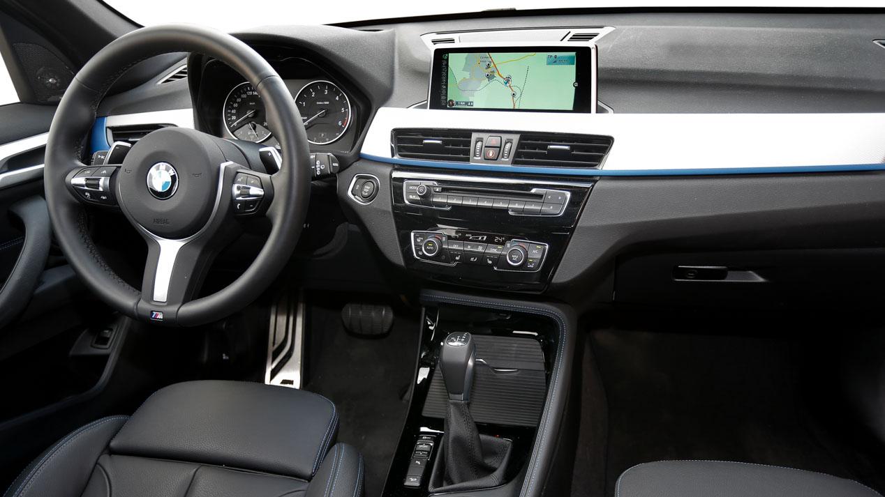 Los SUV BMW a prueba en el Test the SUV: x1, x3, x4 y x5