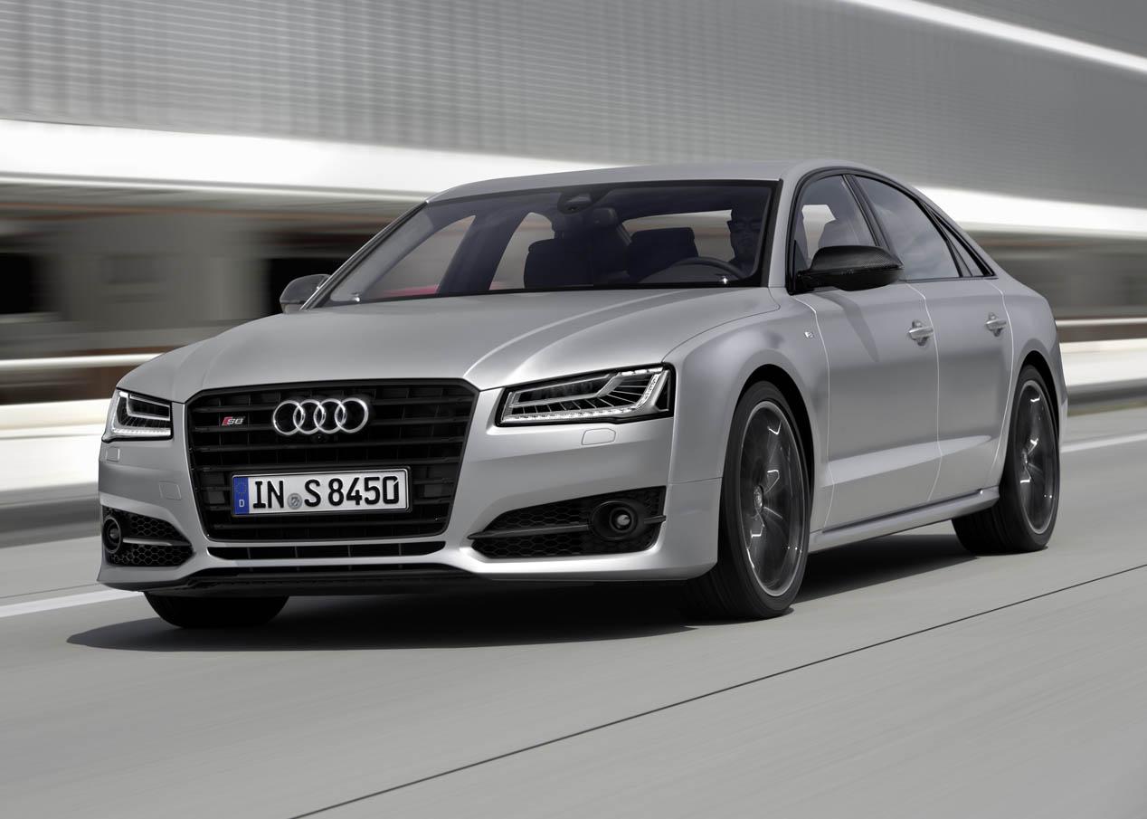 Los coches de Audi para el Real Madrid en 2016