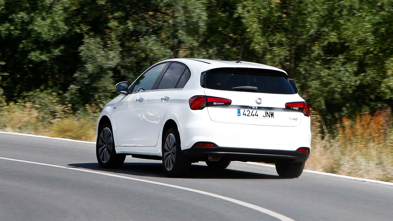 Comparativa Diesel: Fiat Tipo, Opel Astra y Toyota Auris
