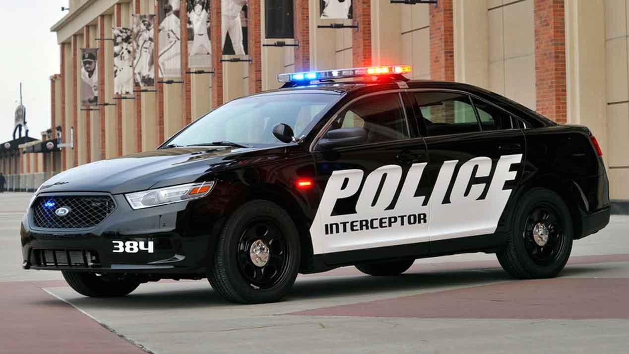 Los coches patrulla más rápidos de Estados Unidos