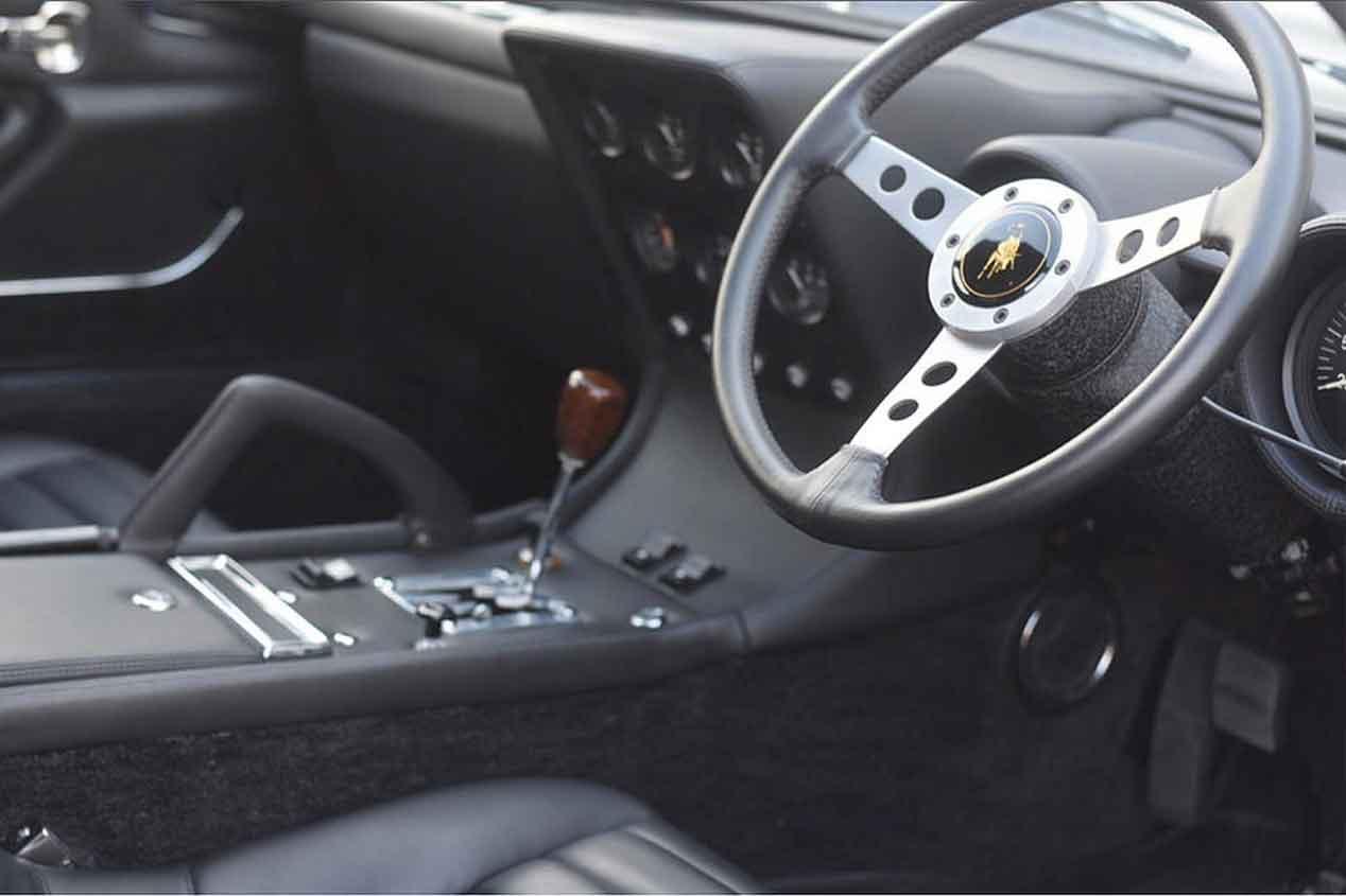 El Lamborghini Miura que perteneció a Rod Stewart