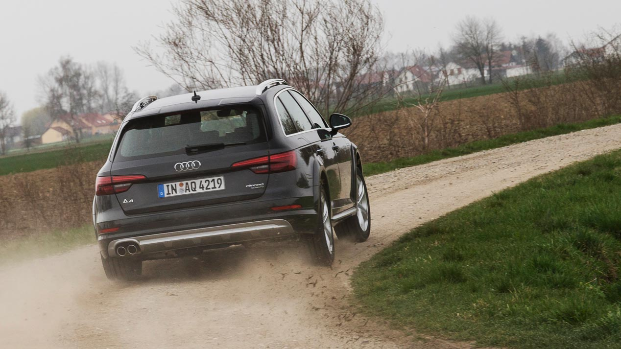 Del Q2 al Q7: todos los coches SUV de Audi