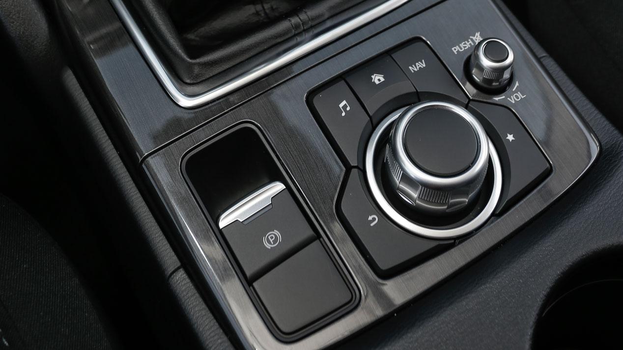 Imágenes de la prueba Mazda CX-5 Black Tech Edition