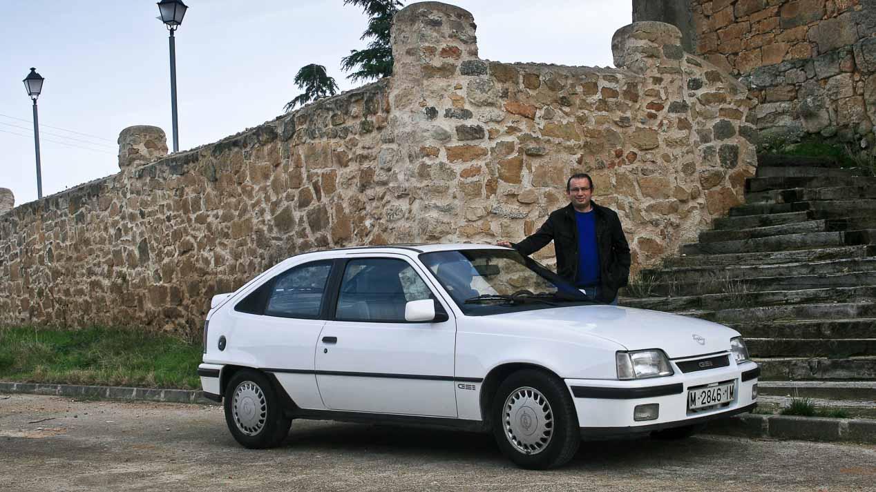 Opel Kadett GSi: un compacto de leyenda