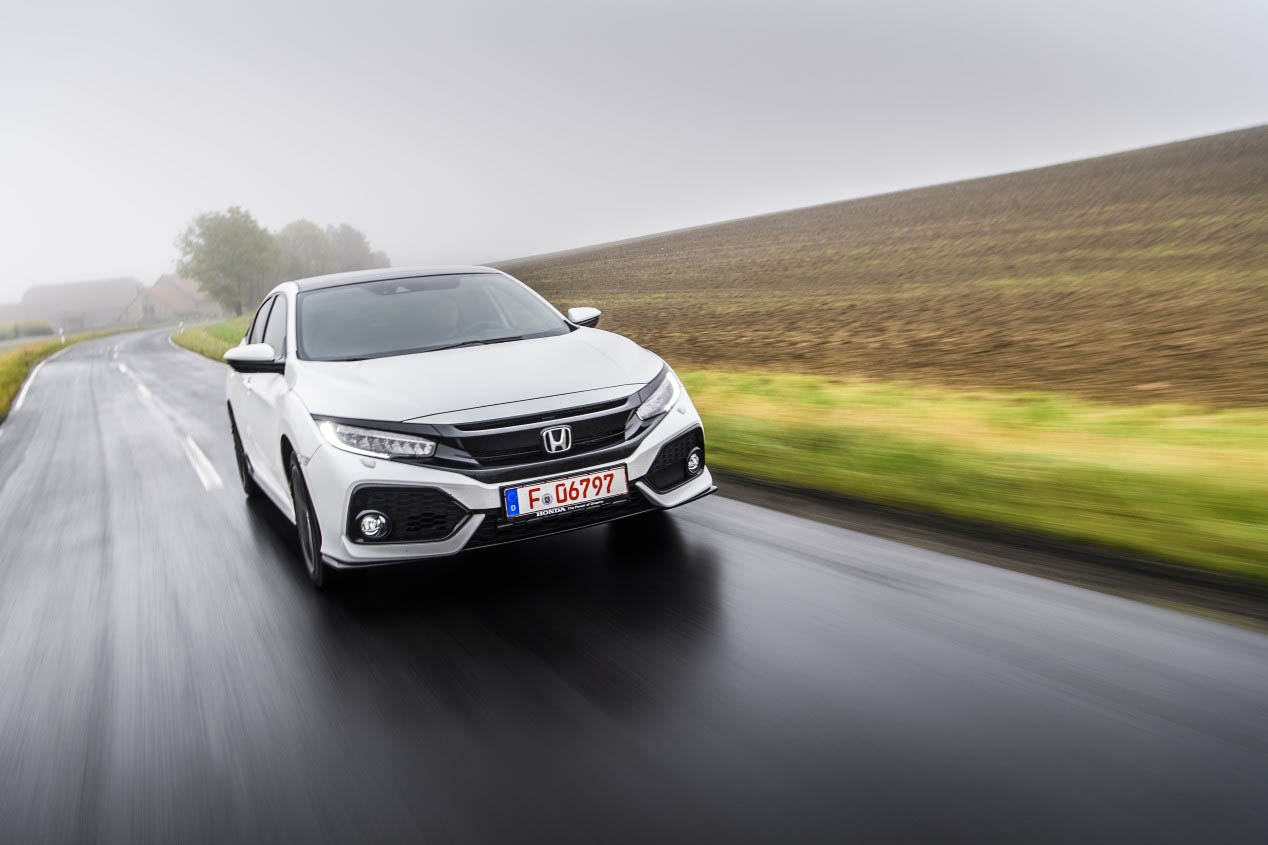 Honda Civic 2017, fotos y vídeo