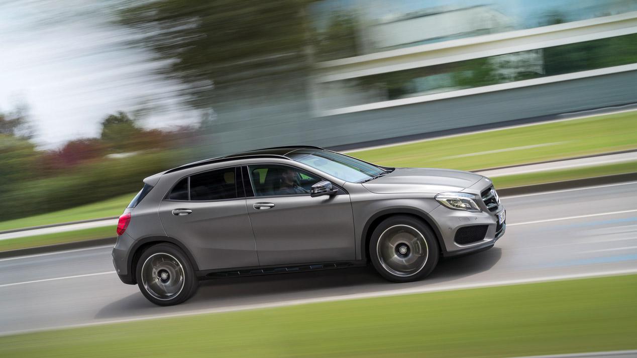 Del GLA al G, todos los coches SUV de Mercedes