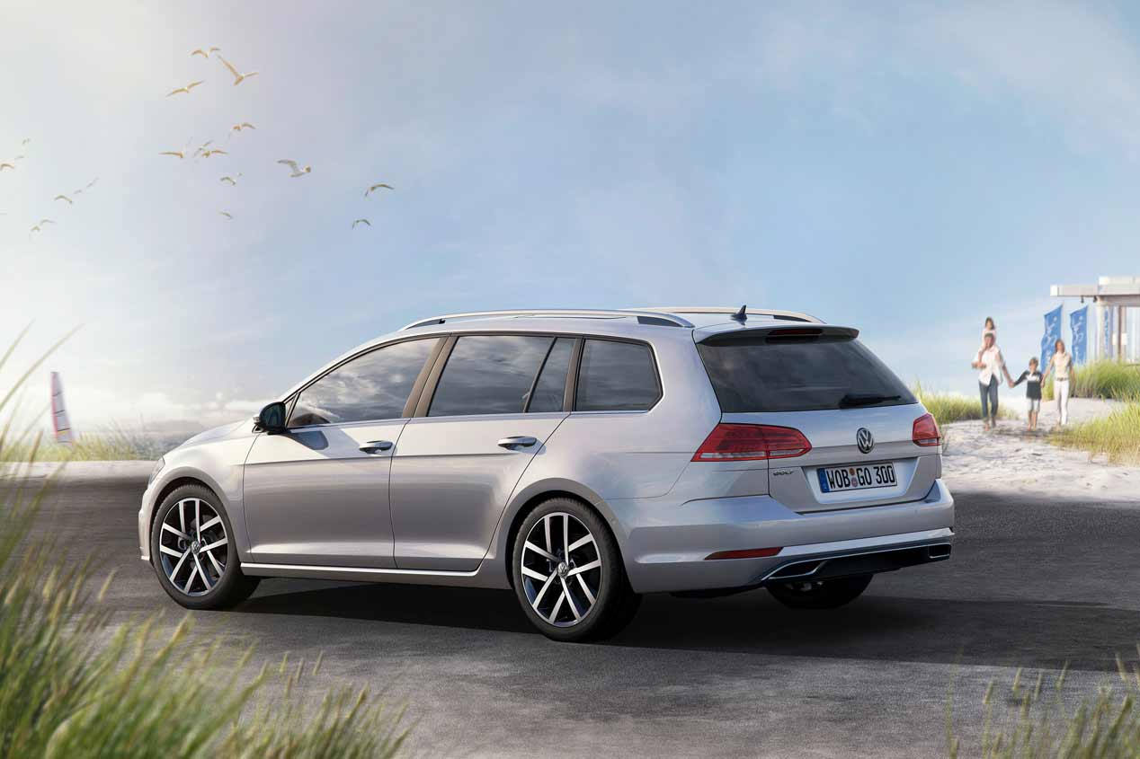 VW Golf 2017 Variant familiar