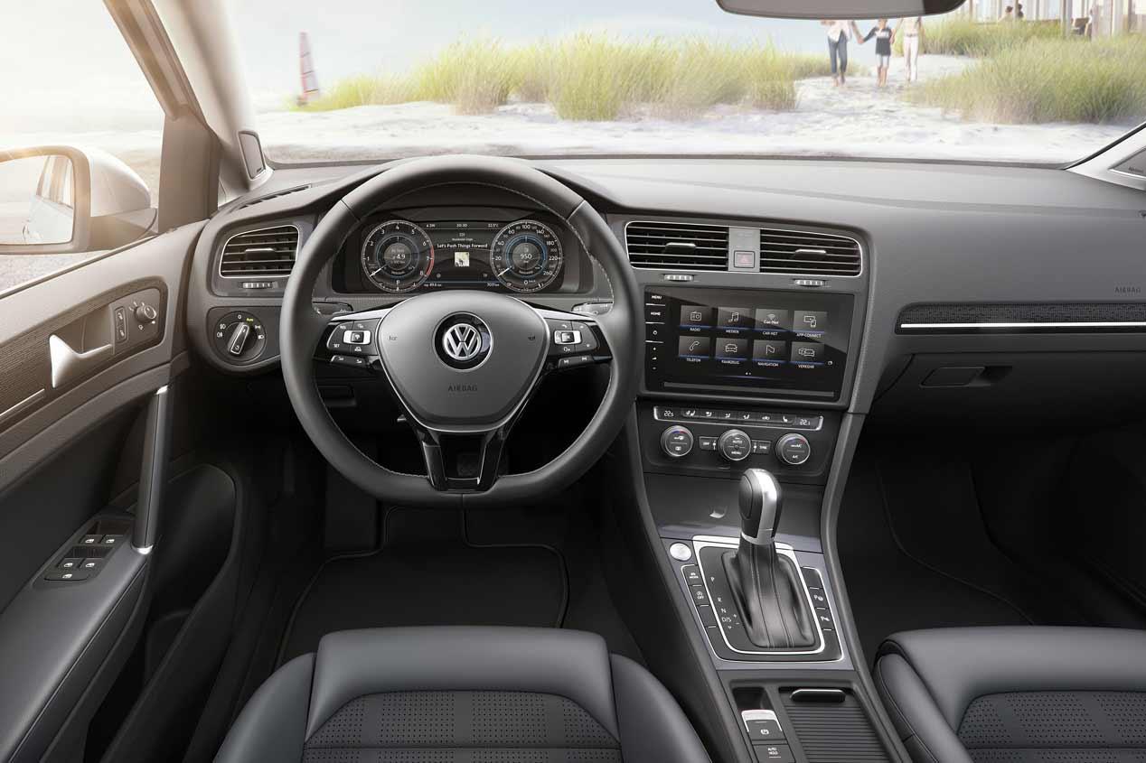 VW Golf 2017, sus mejores fotos