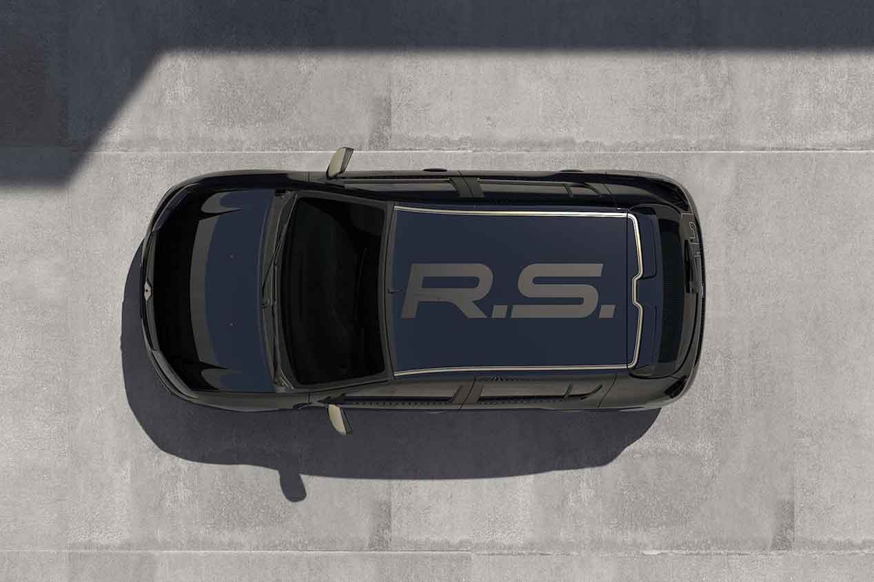 Nuevo Renault Sandero RS Grand Prix, con alma de fórmula 1