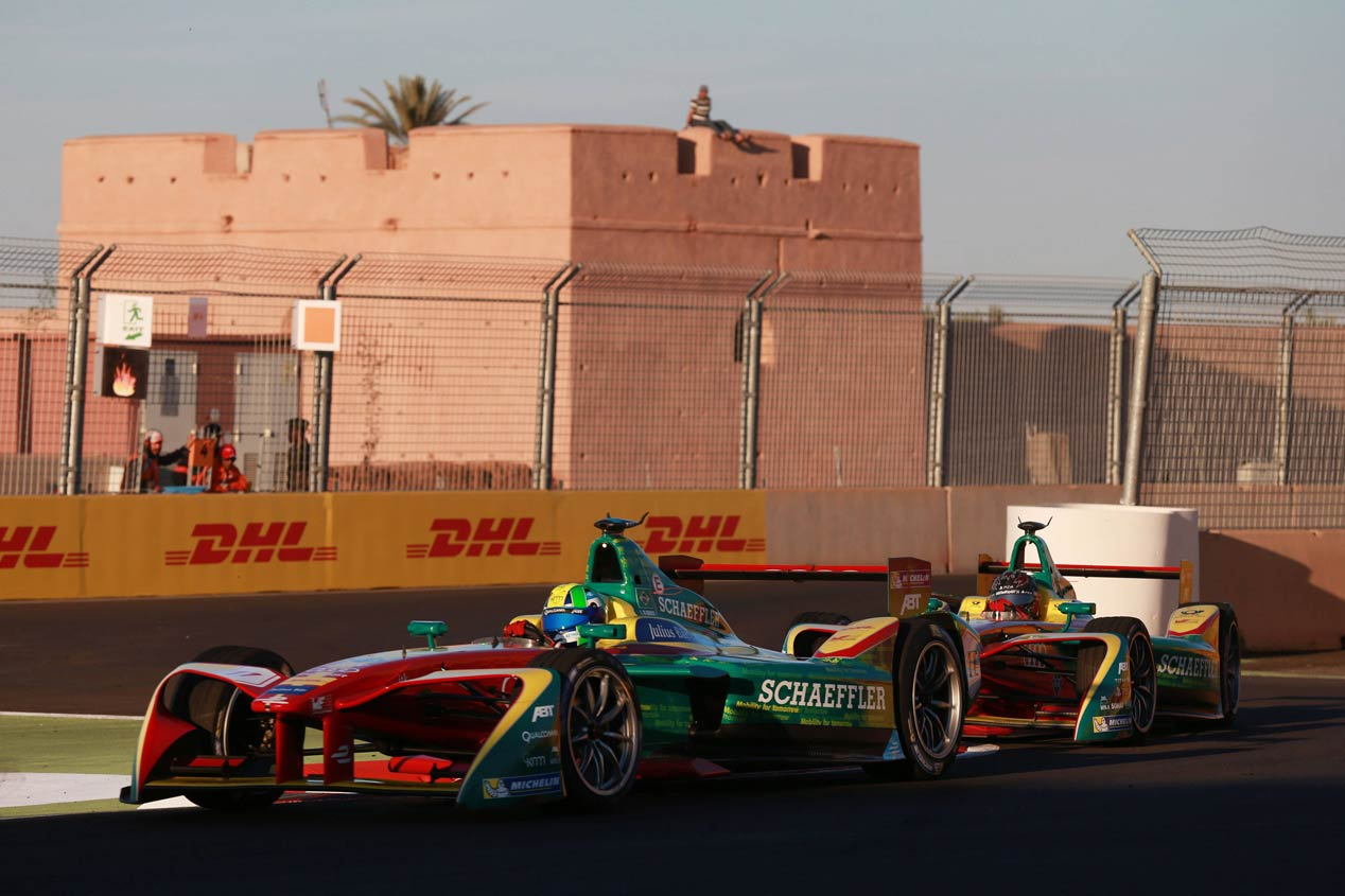 De carreras: Fórmula E y Nacional de TT (14 de noviembre)