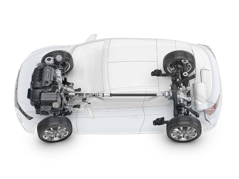 Volkswagen quiere un Golf de tipo SUV