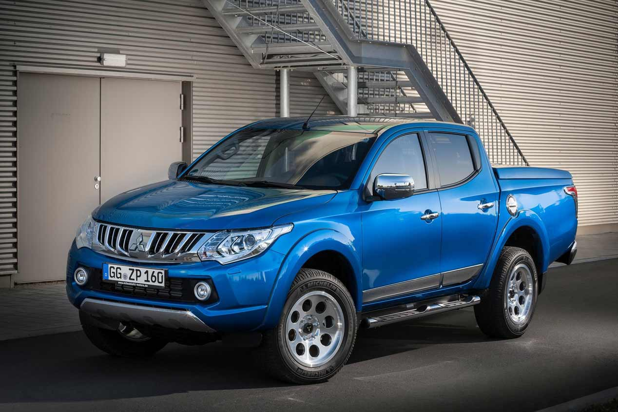 Gama SUV de Mitsubishi: ASX, Outlander, Montero...