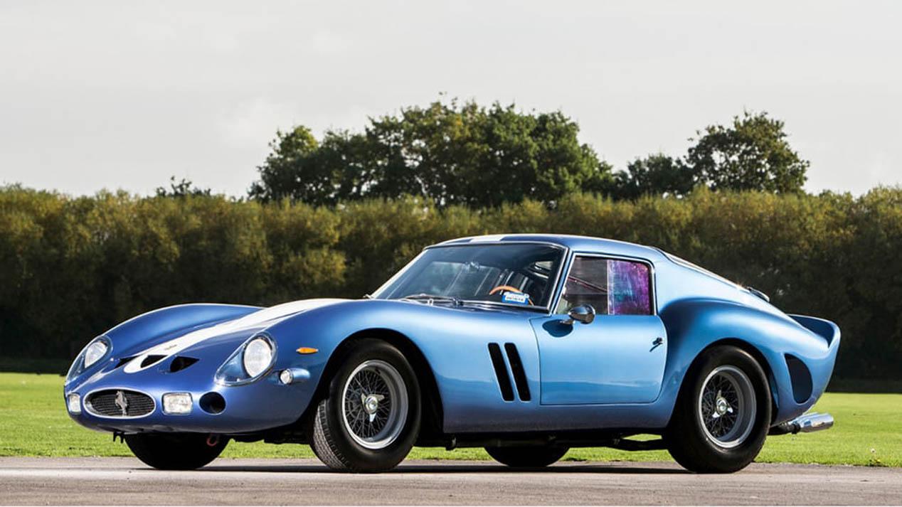 El Ferrari más caro vendido en subasta