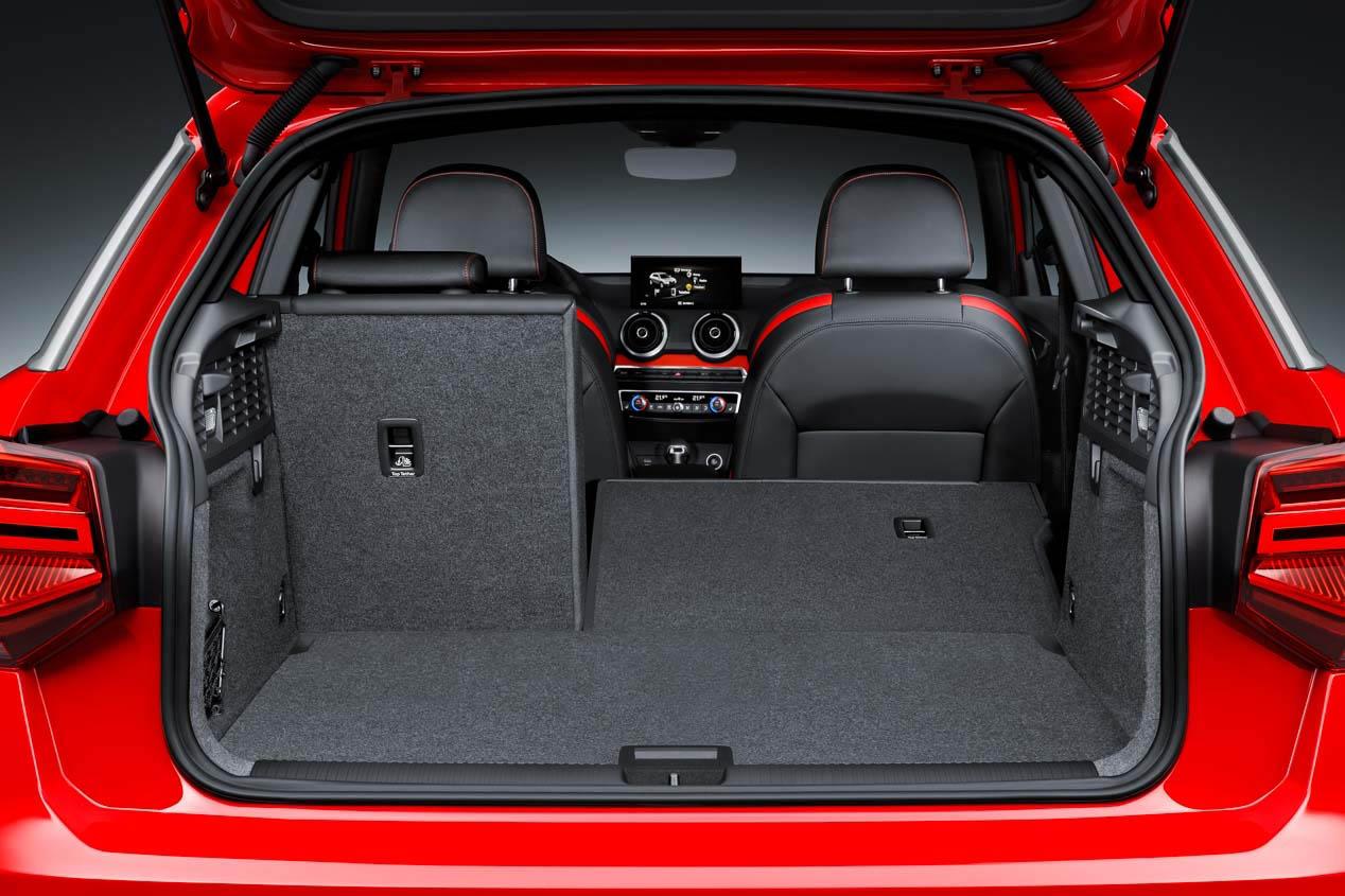 Audi Q2, en vídeo