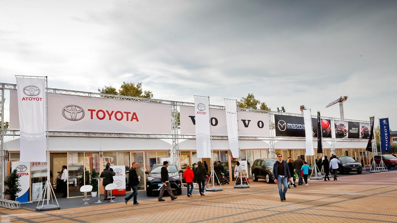 Test The Best SUV 2016: un gran éxito de participación