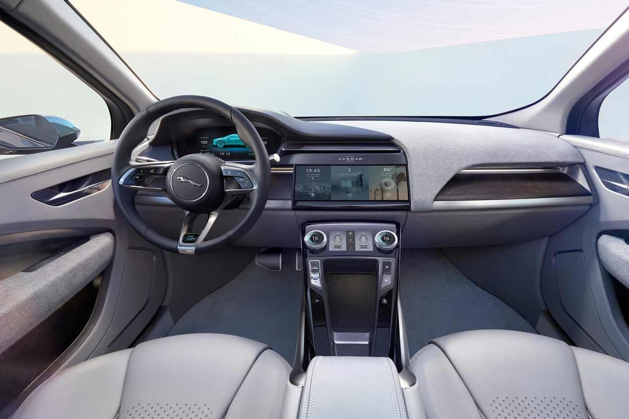 Jaguar I-Pace Concept, sus mejores fotos