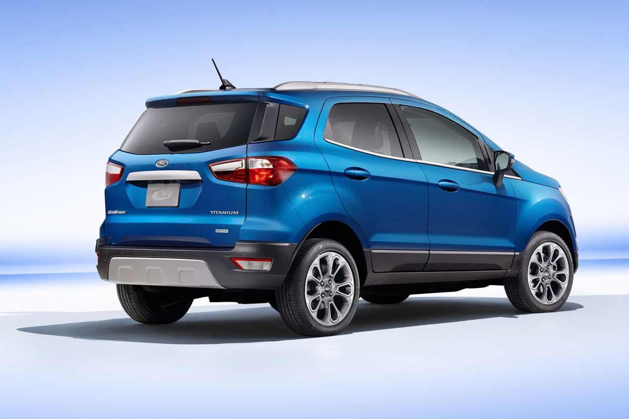 Ford EcoSport 2018, sus mejores fotos