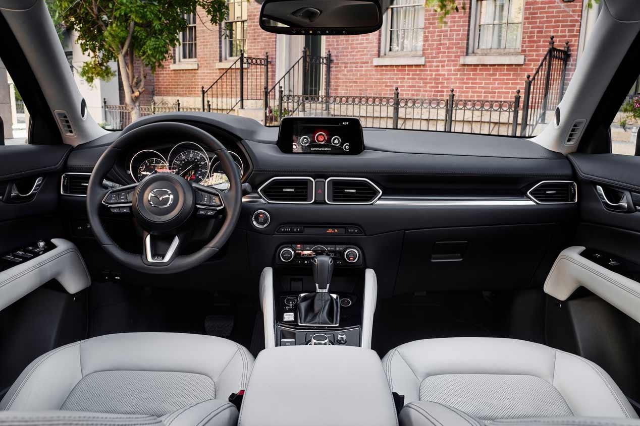 Mazda CX-5 2017: sus mejores imágenes