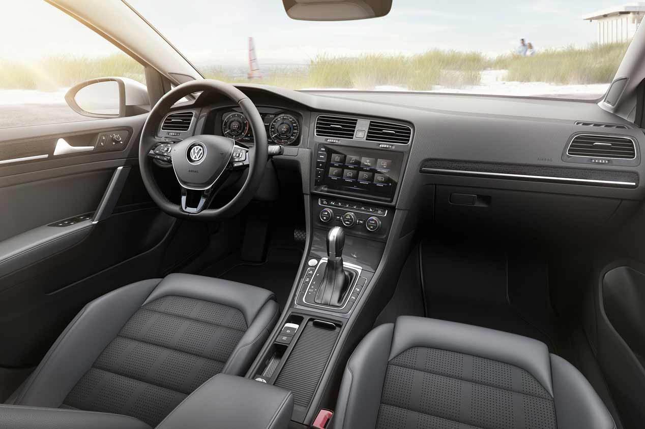 Volkswagen Golf 2017, el restyling en vídeo