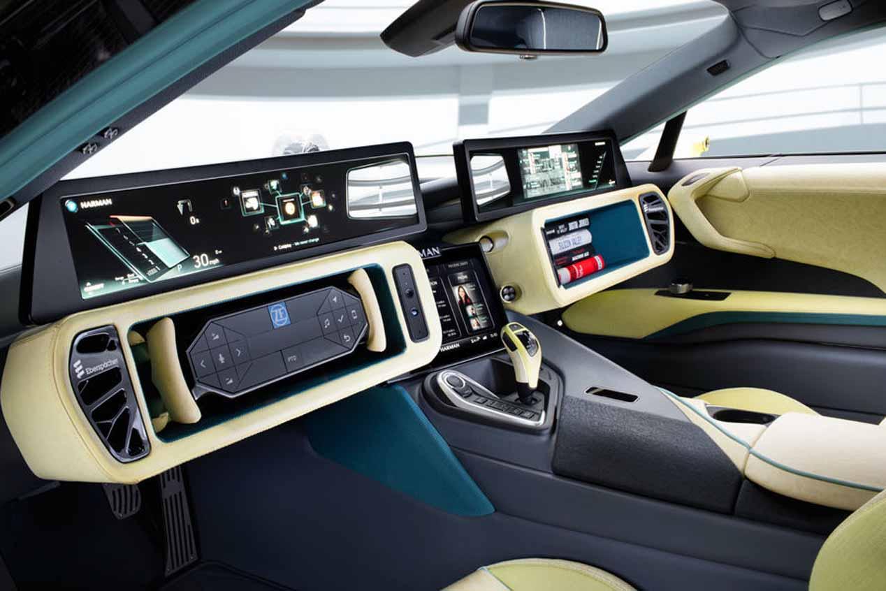 Samsung compra Haman para hacerse con el coche conectado