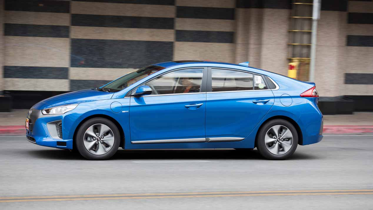Hyundai Ioniq Concept Autónomo