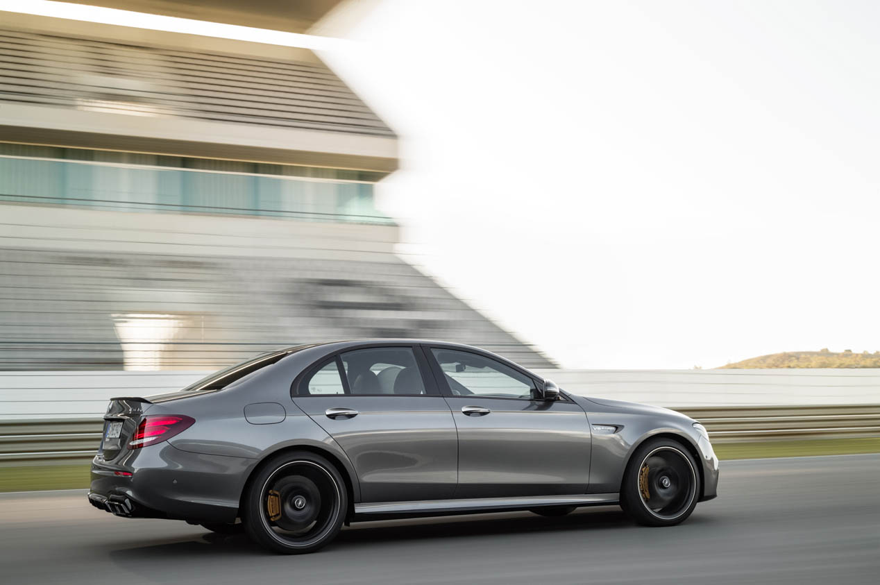 Mercedes-AMG E 63 S 4Matic +, todas sus fotos