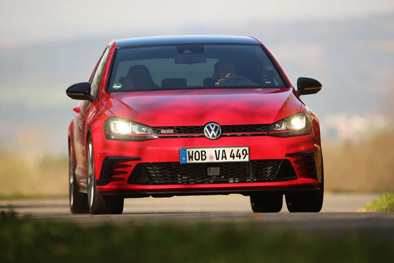 VW Golf GTI Clubsport y Clubsport S, fotos de nuestra prueba