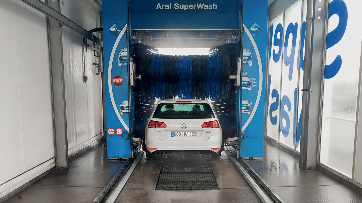 Prueba de 100.000 km para el VW Golf Variant familiar